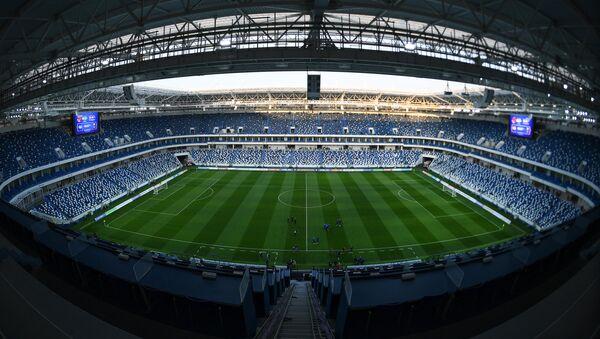 El increíble estadio de Kaliningrado abre sus puertas - Sputnik Mundo