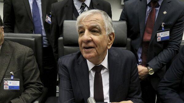 Jabar Luaibi, el ministro de Petróleo de Irak - Sputnik Mundo