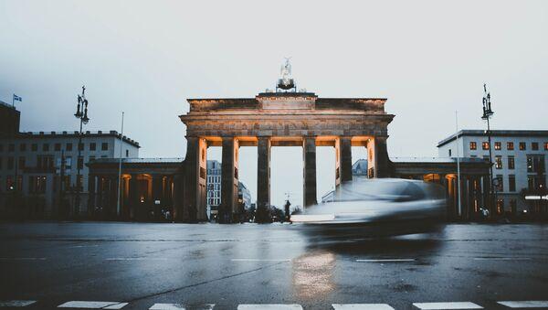 Puerta de Brandeburgo - Sputnik Mundo