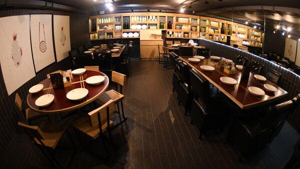 El restaurante RIS - Sputnik Mundo