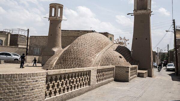 La antigua localidad de Ouyi en la provincia iraní de Isfahán - Sputnik Mundo