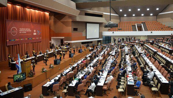 El 37 período de sesiones de la CEPAL en La Habana - Sputnik Mundo