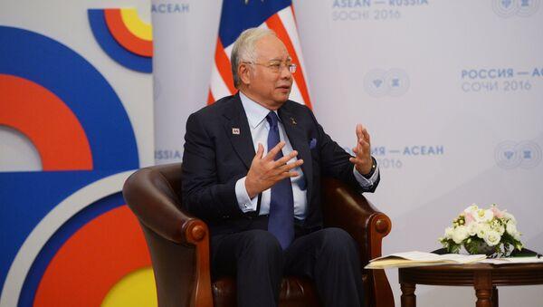 Najib Tun Razak, el ex primer ministro de Malasia - Sputnik Mundo