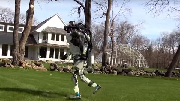 Atlas: ya no podrás escaparte de tu futuro dueño robótico - Sputnik Mundo