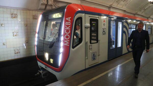 El metro de Moscú - Sputnik Mundo