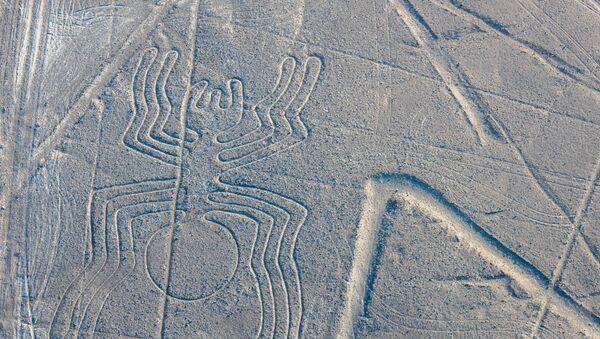 Líneas de Nazca, Nazca, Perú - Sputnik Mundo