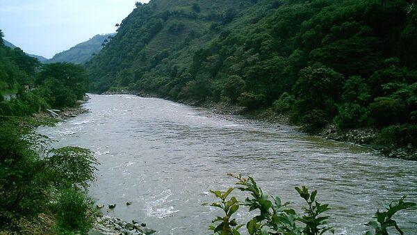 Río Cauca, Colombia - Sputnik Mundo