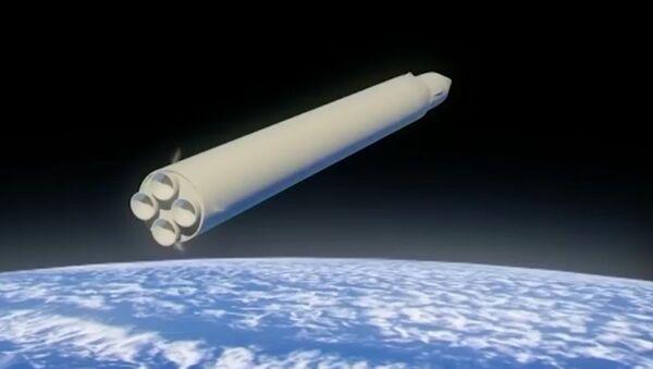 Sistema de misiles estratégicos hipersónicos Avangard - Sputnik Mundo