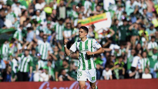 Marc Bartra, futbolista español - Sputnik Mundo