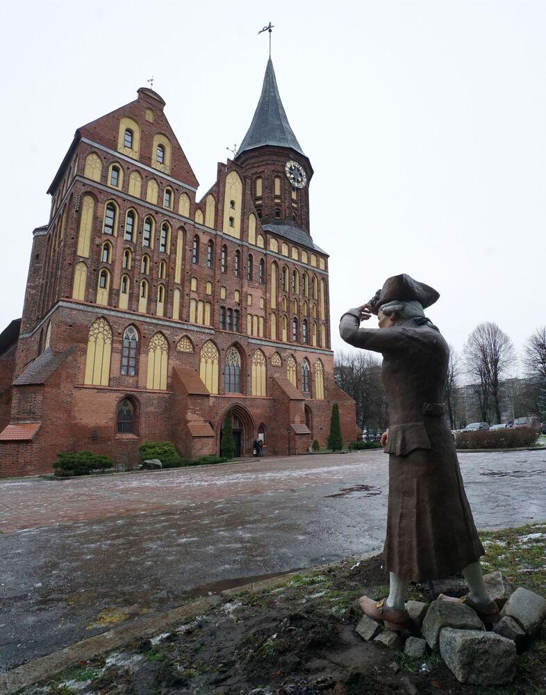 Un paseo por las sedes del Mundial de Rusia 2018: Kaliningrado