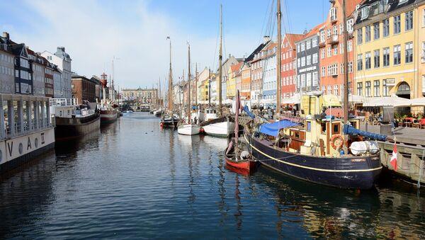 Copenhague, Dinamarca - Sputnik Mundo