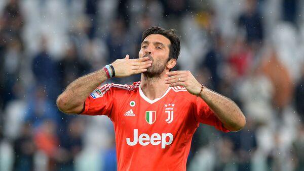 Gianluigi Buffon, el portero italiano - Sputnik Mundo