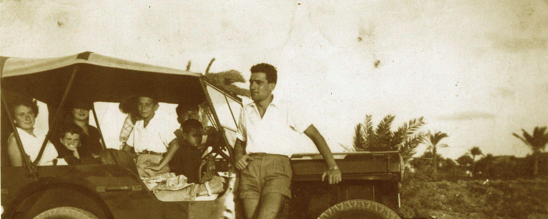 Eli Cohen en el canal de Suez - Sputnik Mundo, 1920, 18.05.2018