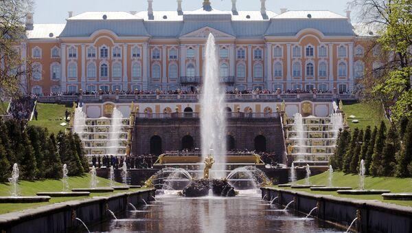 Museo y palacio de Peterhof - Sputnik Mundo