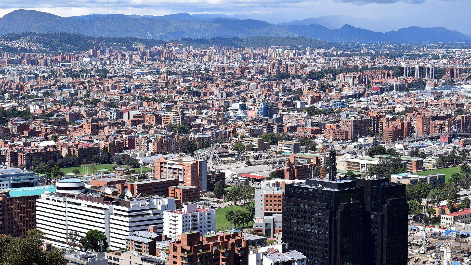 Bogotá, la capital de Colombia - Sputnik Mundo, 1920, 14.04.2021