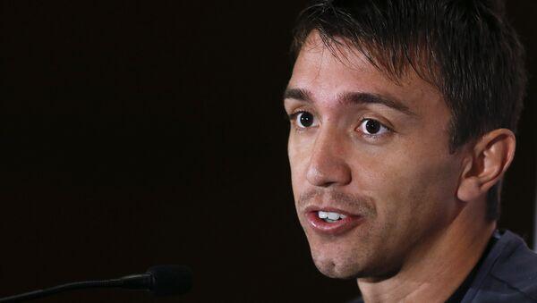 Fernando Muslera, arquero de la selección de fútbol de Uruguay - Sputnik Mundo