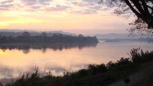 El Mekong atraviesa gran parte de Asia y de él dependen millones de personas. - Sputnik Mundo