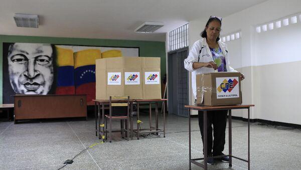 Elecciones en Venezuela - Sputnik Mundo