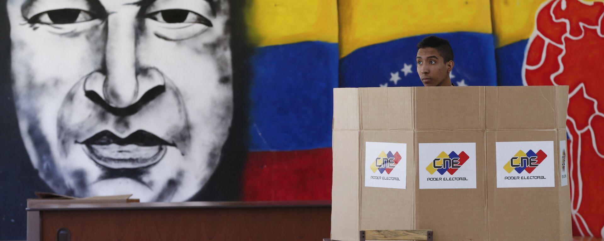 Elecciones en Venezuela - Sputnik Mundo, 1920, 14.07.2021