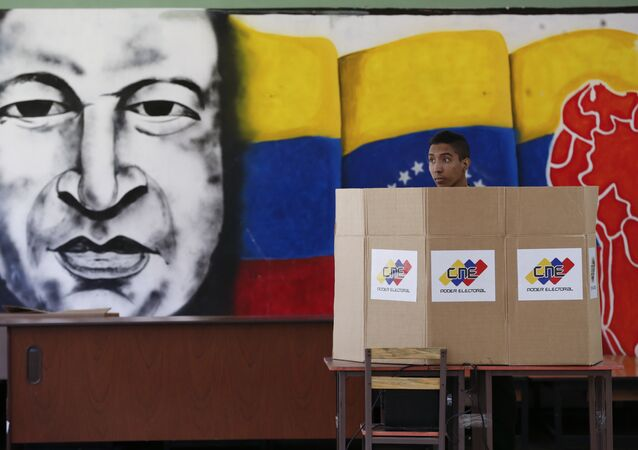 Elecciones en Venezuela (archivo)