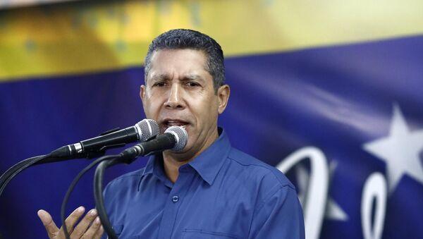 Henri Falcón, candidato opositor venezolano - Sputnik Mundo