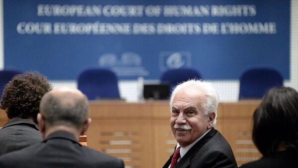 Dogu Perincek, el candidato a la presidencia de Turquía y líder del partido Vatan (Patria) - Sputnik Mundo