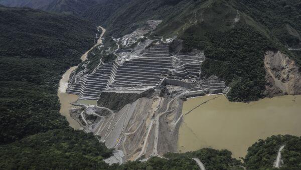 La represa Hidroituango - Sputnik Mundo
