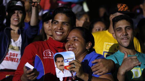 Elecciones presidenciales en Venezuela - Sputnik Mundo