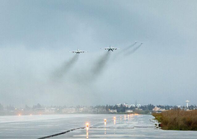 La base aérea rusa de Hmeymim