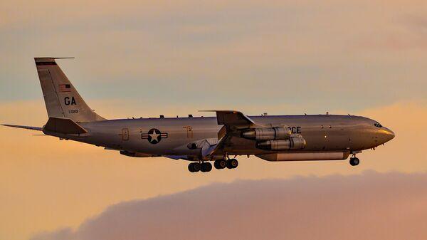 Northrop Grumman E-8C JSTARS - Sputnik Mundo