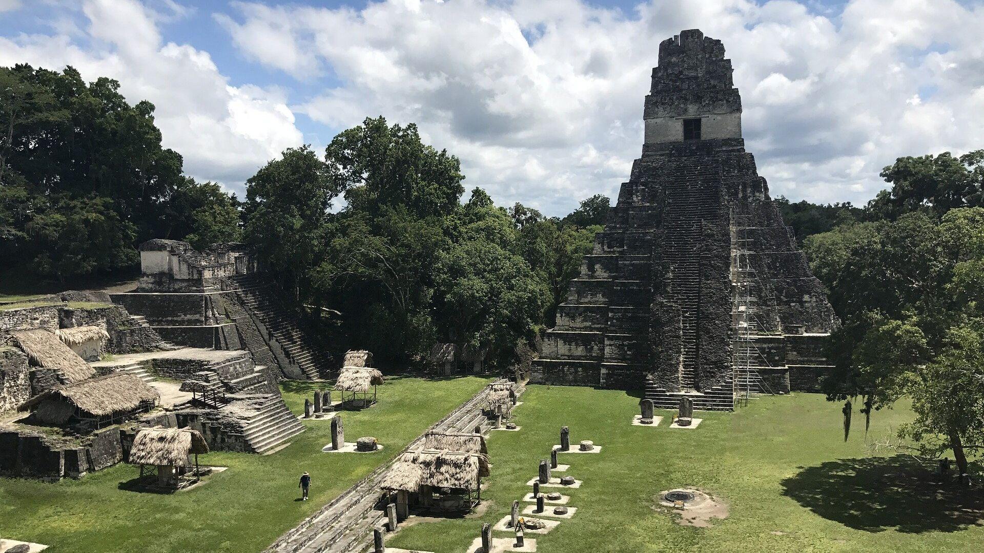 La antigua ciudad maya de Tikal, en Guatemala - Sputnik Mundo, 1920, 05.07.2021