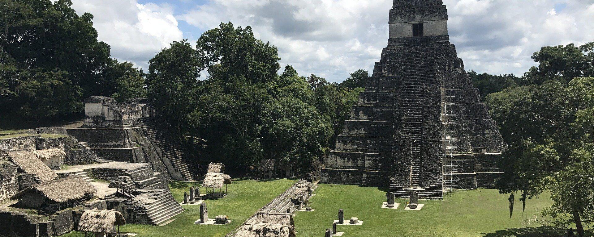 La antigua ciudad maya de Tikal, en Guatemala - Sputnik Mundo, 1920, 23.10.2020