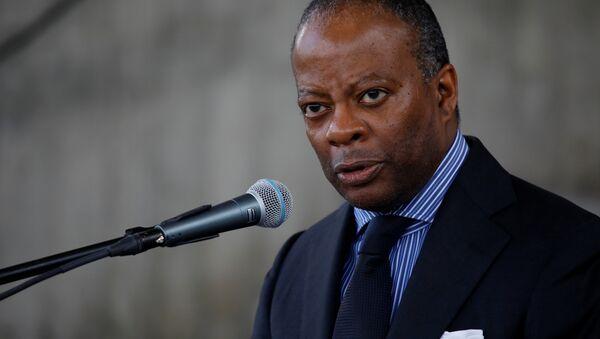 Todd Robinson, el encargado de negocios de la embajada de EEUU en Caracas - Sputnik Mundo