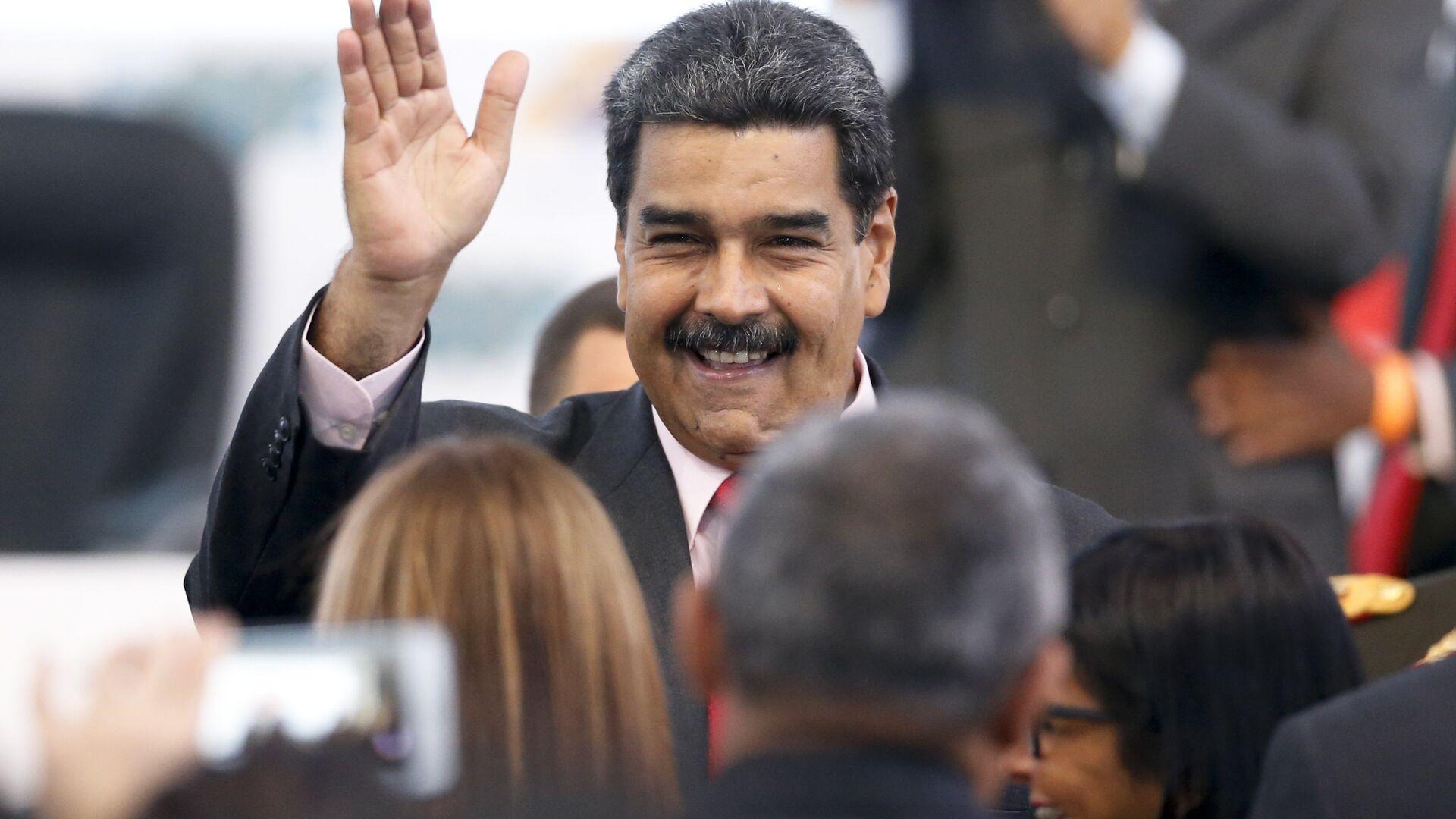 Nicolás Maduro, presidente de Venezuela - Sputnik Mundo, 1920, 30.03.2021