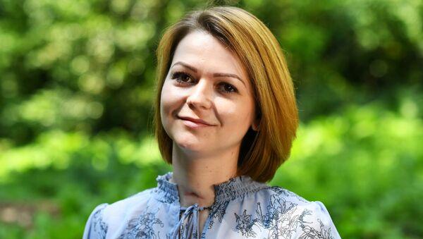 Yulia Skripal, nacional rusa que fue envenenada en el Reino Unido - Sputnik Mundo