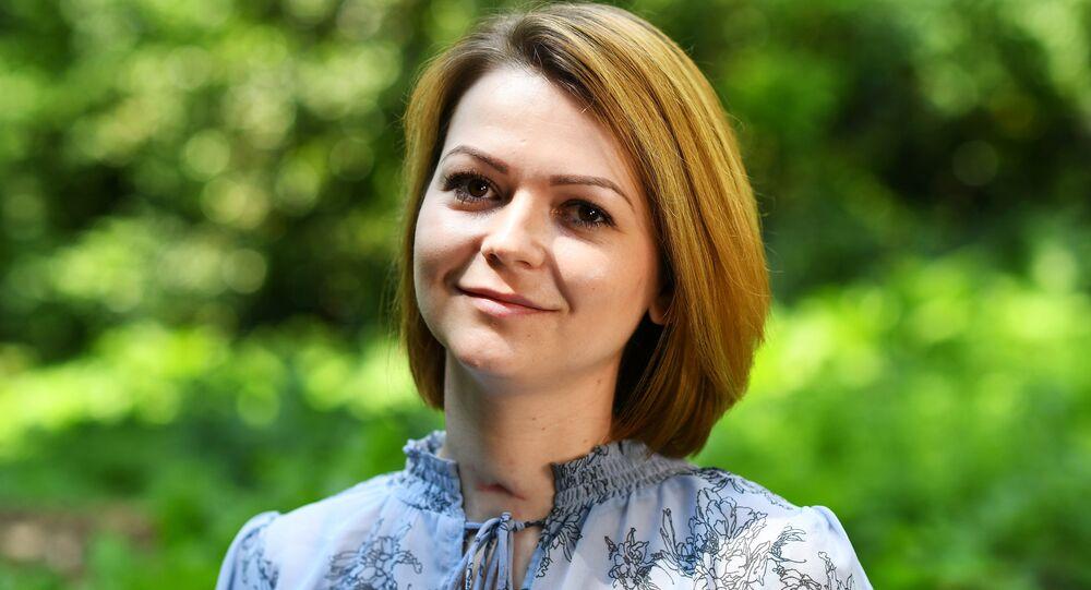 Yulia Skripal, nacional rusa que fue envenenada en el Reino Unido