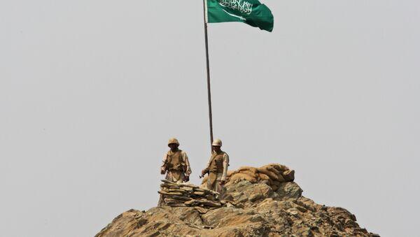 La provincia saudí de Jizán cerca de la frontera con Yemen - Sputnik Mundo