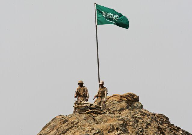 La provincia saudí de Jizán cerca de la frontera con Yemen