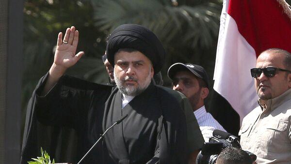 Muqtada Sadr, clérigo y político iraquí (archivo) - Sputnik Mundo