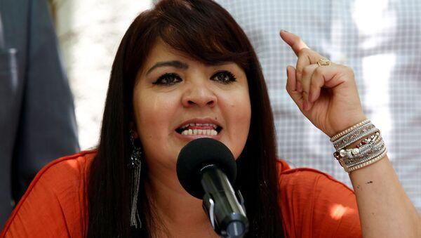 Nestora Salgado, candidata al Senado de México - Sputnik Mundo