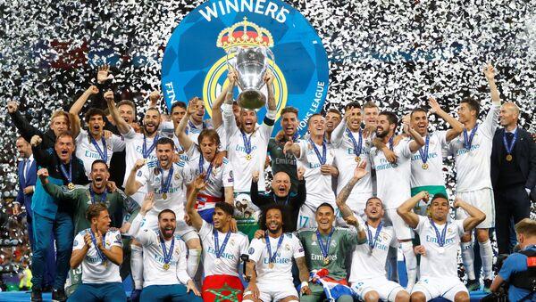 Real Madrid - Sputnik Mundo