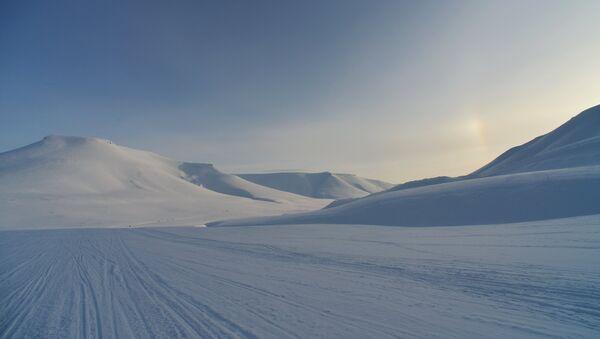 El Ártico (imagen ilustrativa) - Sputnik Mundo