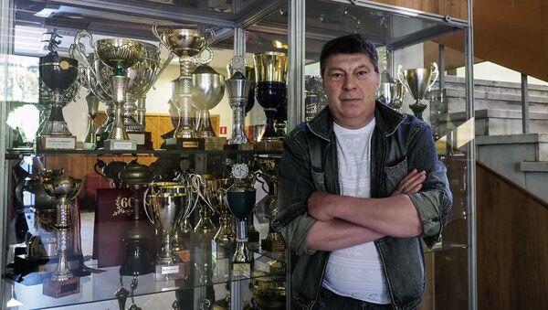 Rinat Dasáyev, histórico portero de la selección soviética y del Spartak - Sputnik Mundo