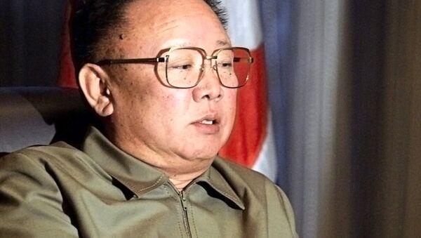 Kim Jong-il (2002) - Sputnik Mundo