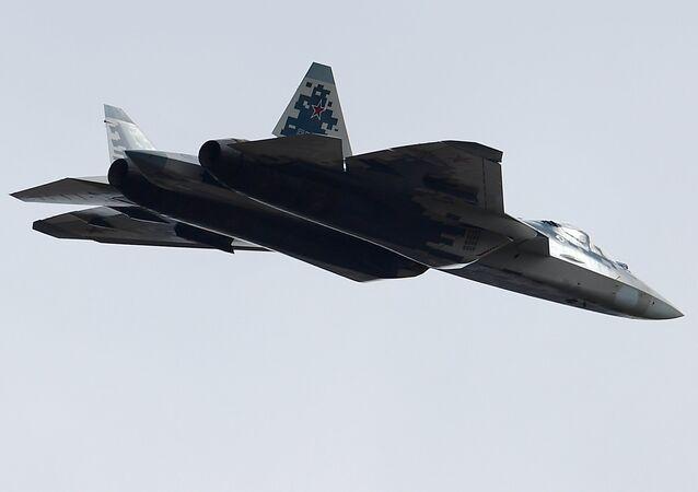 Un Su-57 ruso