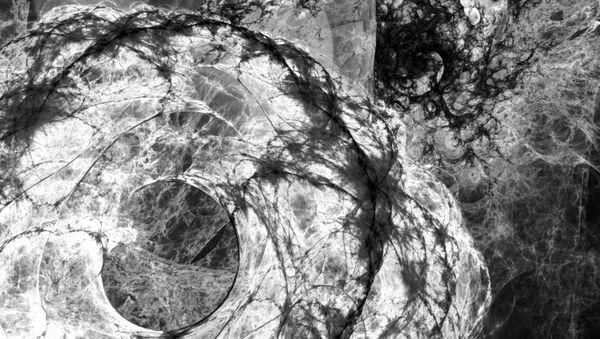 Materia oscura (ilustración) - Sputnik Mundo