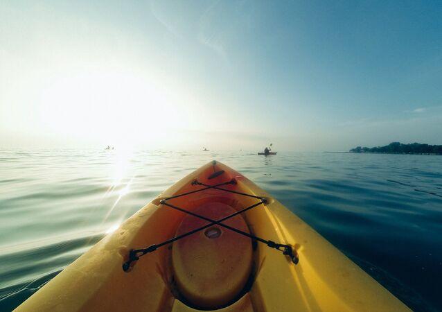 Kayak (imagen referencial)