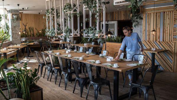 Green Cafe - Sputnik Mundo