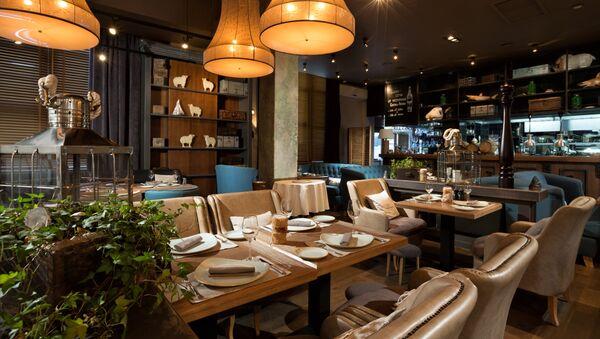 Restaurante Barán-Rapán - Sputnik Mundo