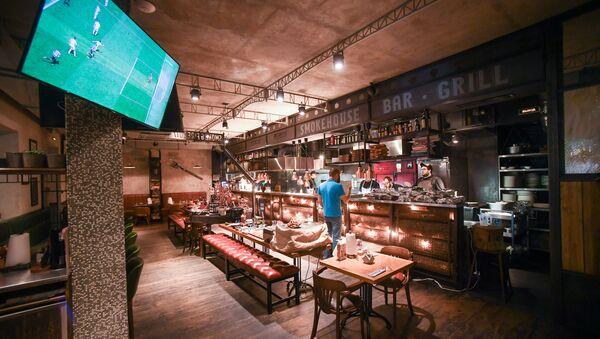 Restaurante Smoke BBQ - Sputnik Mundo